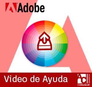 Cargar paleta de colores personalizado