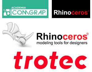 Rhino3D y Trotec – Versión Español