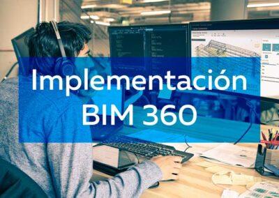 Implementación BIM 360 Para Empresas